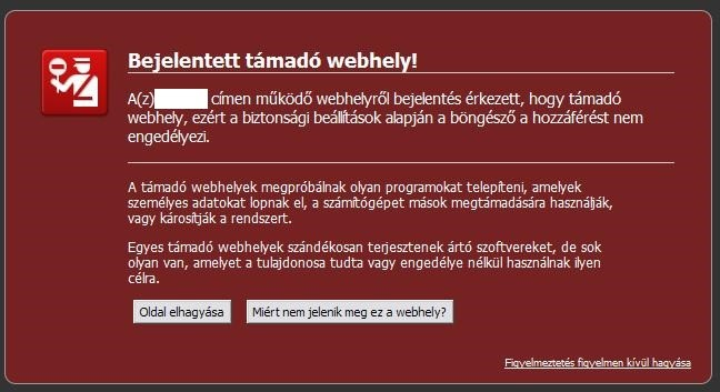 hozzon létre egy hivatalos weboldalt